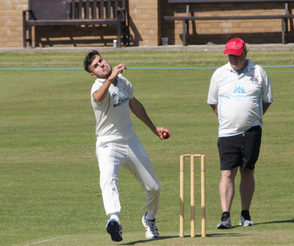 The Second Team Saturday 9th June Colwyn Bay Cricket